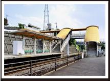 JRオレンジタウン駅