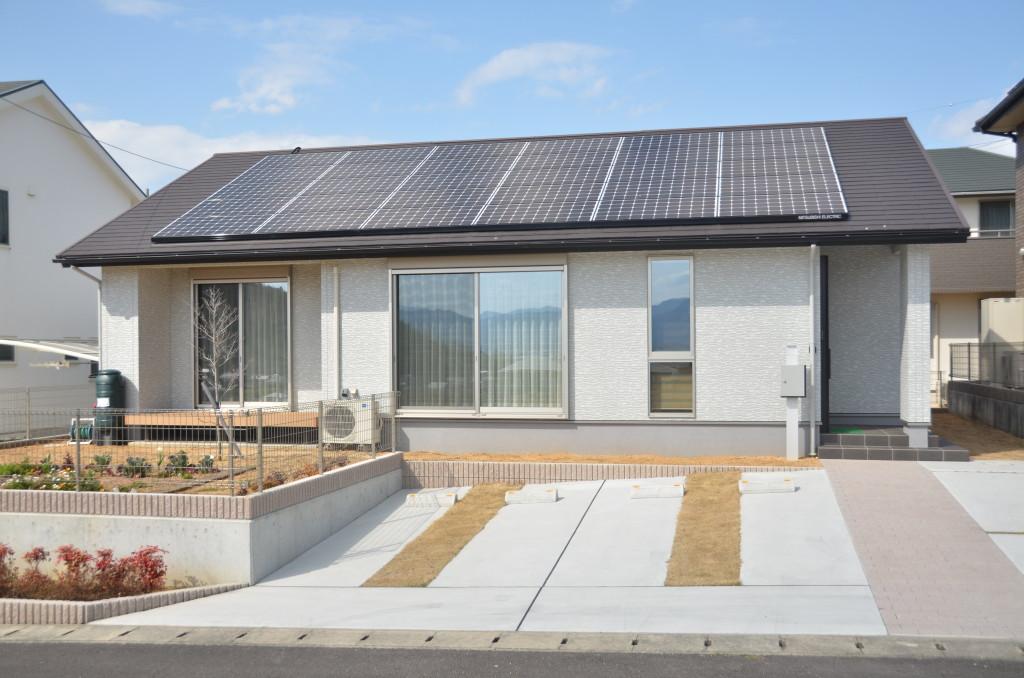 57街区 579区画 Zero Energy House(ゼロエネルギーハウス)